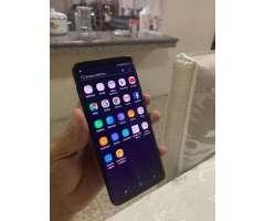 Samsung S9 Plus de 64gb Y 6gb de Ram