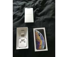 iPhone XS 256 GB Silver