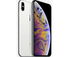 iPhone Xs 64 Silver Flamante