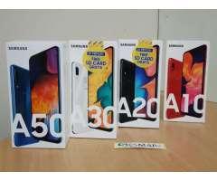 Celular Samsung A10 A20 A30 A50 A70 A80