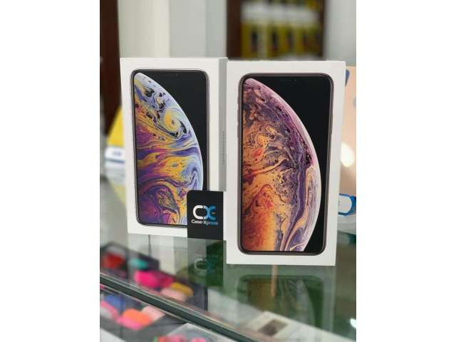 iPhone XS MAX 256GB Nuevos