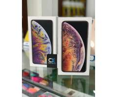 iPhone XS MAX 256GB Nuevos
