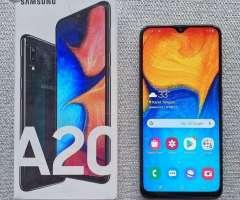 Samsung A20 de Paquete.