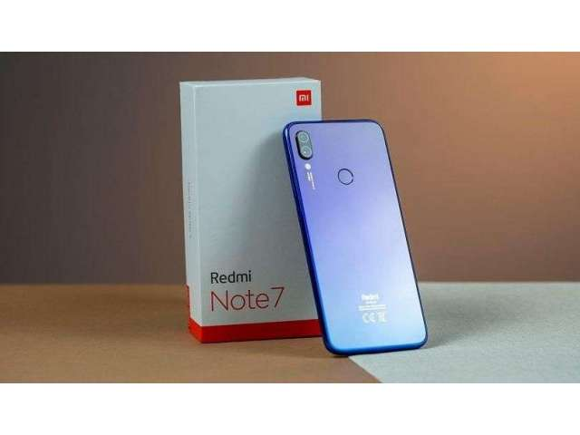 XIAOMI REDMI NOTE 7 64GB/4GB DE RAM