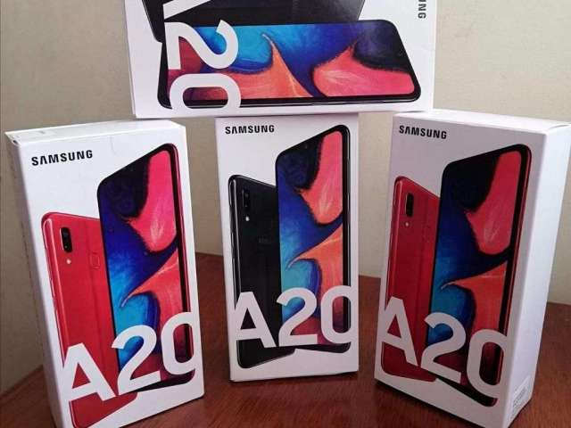 Samsung Galaxy A20 de 32gb Originales Se