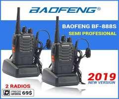 Radio Motorola Baofeng Bf888s 5KM, Version 2019!