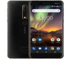 Nokia 6.1  Android 9 LTE 4G OctaCore 32Gb RAM 4Gb 160