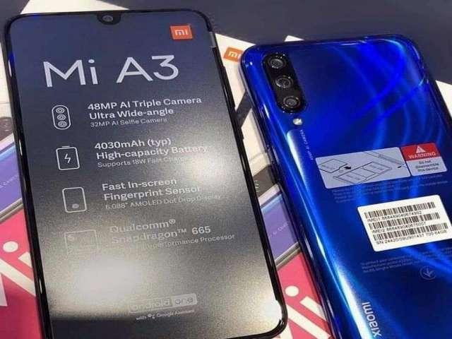 Xiaomi Mi A3 de 128gb Sellados Originale