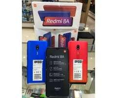 Xiaomi Redmi 8a de 32gb Sellados Origina