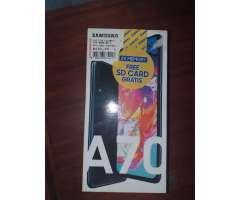 Vendo O Cambio Samsung Galaxy A70 Nuevo