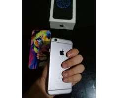 Vendo iPhone 6 de 32gb en buen estado