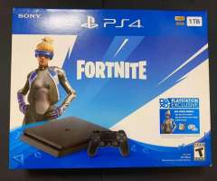 PS4 PLAYSTATION CONSOLA SONY FORTNITE