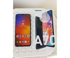 Samsung A70 6gb Ram Y 128gb Interna