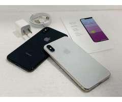 iPhone X 64Gb Negro Y Blanco