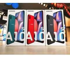 Samsung A10s 32gb Originales Sellados Le