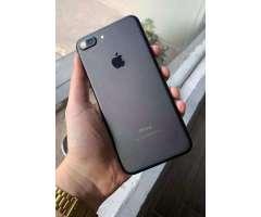 iPhone 7 Plus 32gb Flamante Libre Todo