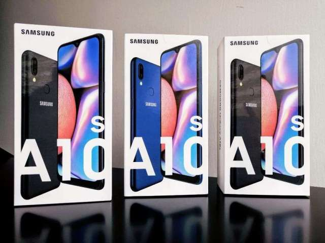 Samsung A10s Sellados Libres Homologados