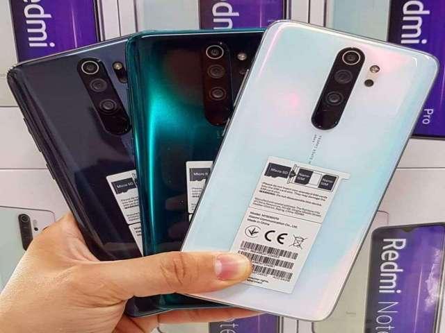 Xiaomi Redmi Note 8 Pro Originales Sella