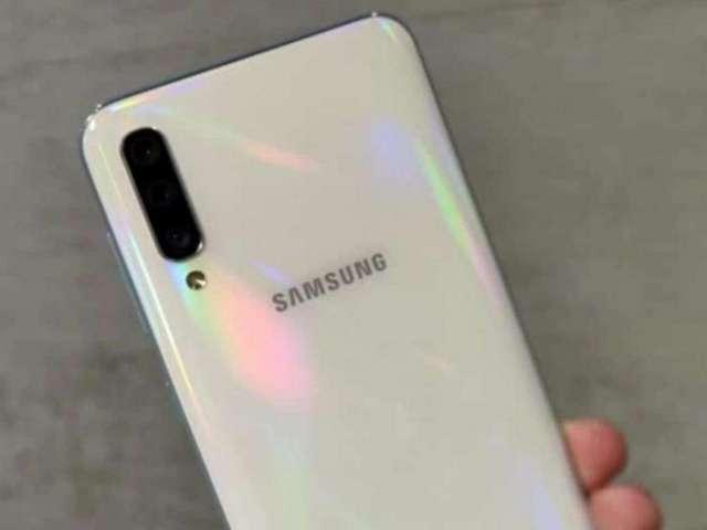 Samsung A50 Blanco 64gb Flamante