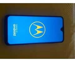 Cambio x bicicleta Motorola G7 de 64 GB y 4 de RAM