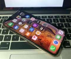 iPhone XS Max 256Gb Negro 10/10 Como Nuevo recibe envio a domicilio gratisAccesorio y Garantia