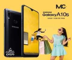 Celular Samsung Galaxy A10s 32Gb con Garantía y Envio a Domicilio