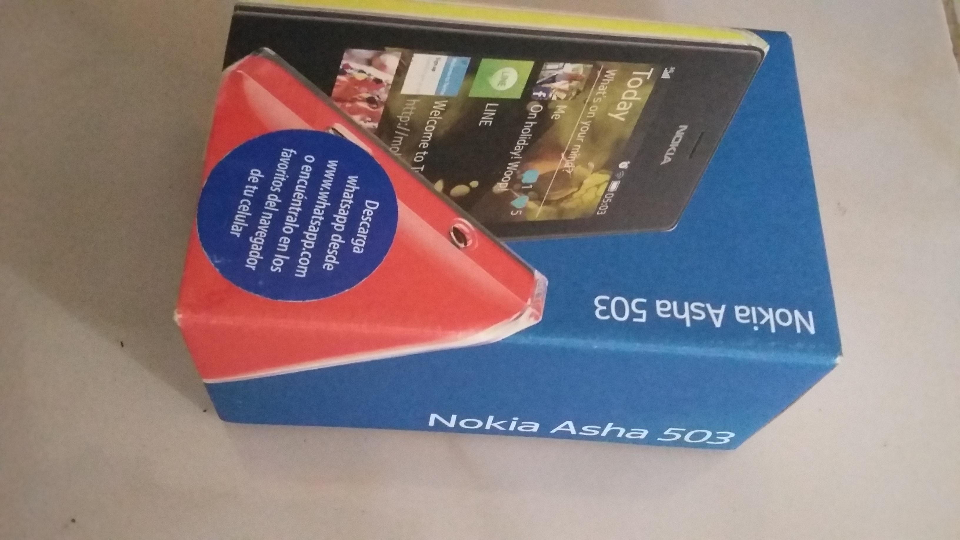Asha 503