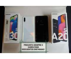 Hermosos modelos Samsung desde 129 entregas a domicilio en todos los sectores gratis A01, A10S,...
