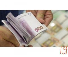 Oferta de servicios financieros a una tasa del 5%